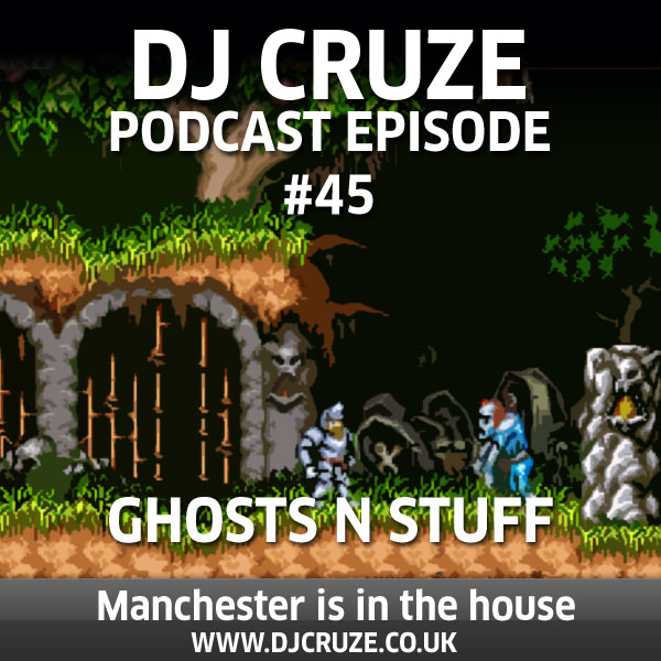 Episode #45 - Ghosts N Stuff